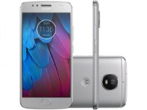 "Smartphone Motorola Moto G5s 32GB - Dual Chip 4G Câm. 16MP + Selfie 5MP Tela 5,2"""
