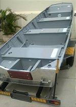 Barco Premium - 5 metros (só o casco)