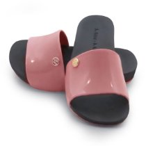 Chinelo Slide Bright Kids Miss-Miss | Rosê