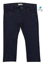 Calça Frederico - Azul Escuro   Moletom ***** Super confortável *****