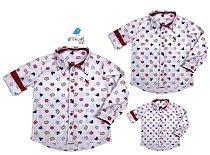Kit camisa Meu Mickey - Família (três peças)   Manga Longa   Personalize