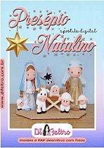 APOSTILA DIGITAL 2 - NATAL - PRESEPIO NATALINO