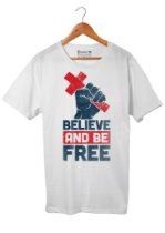 Camiseta Be Free