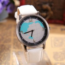 Relógio Globo- Branco