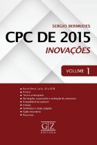 CPC DE 2015 – INOVAÇÕES – VOL. 1