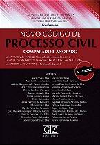 NOVO CÓDIGO DE PROCESSO CIVIL COMPARADO E ANOTADO. O