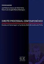 DIREITO PROCESSUAL CONTEMPORÂNEO - Estudos em homenagem a Humberto Dalla Bernardina de Pinho