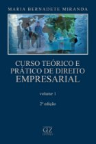 Curso Teórico e Prático de Direito Empresarial - Volume I
