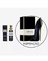 Perfume Amakha - GD Woman - Inspiração Good Girl - Carolina Herrera