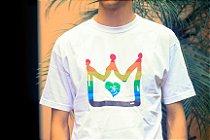 Camiseta Coroa Caso Real LGBT