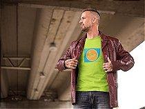 Camiseta KIT LIVRE Verde limão