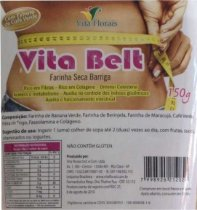 Farinha Seca Barriga 150gr Emb.Zip (Vitabelt)