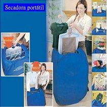 Secadora de Roupas Portátil - Secagem Rápida 800w