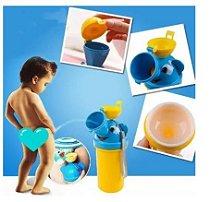 Mictório infantil de emergência / Pinico portátil para viagem