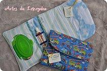 Carteira higiene do bebê