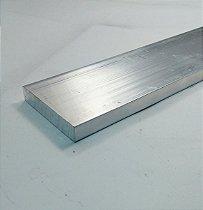 """Barra Chata de Aluminio 2"""" x 3/8"""" (5,08cm X 9,52mm)"""