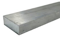 Barra Chata Aluminio 2 X 3/4 (5,08cm X 1,9cm)