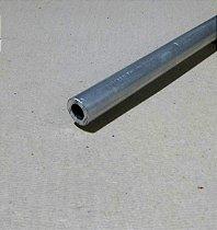 """Tubo redondo aluminio 5/8"""" X 1/8"""" = 1,58cm X 3,17mm"""