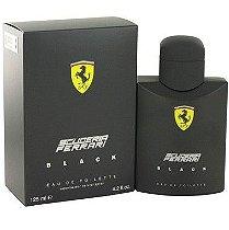 Perfume Black Ferrari Eau de Toilette Masculino 125 ml