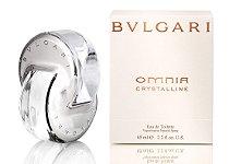 Perfume Omnia Crystalline Bvlgari Eau de Toilette Feminino 65 ml