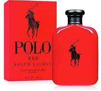 Perfume Polo Red Ralph Lauren Eau de Toilette Masculino 125 ml