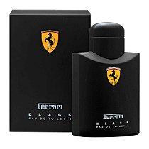Perfume Black Ferrari Eau de Toilette Masculino 200 ml