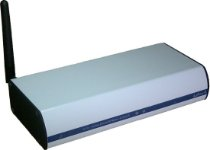 IC-314 - Interface Ethernet RF Master e IR (4 Canais) - Iluflex