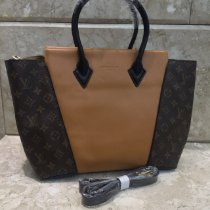Bolsa Louis Vuitton Lockme Cabas