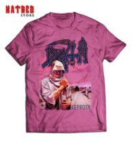CAMISETA. DEATH - Leprosy
