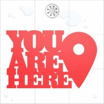 Chinelo de banho You Are Here