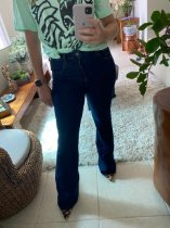 Calça Jeans Flare Talita