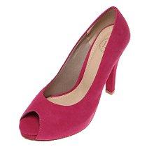 Peep Toe Pink (Torquini)