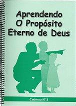 Aprendendo o propósito eterno de Deus - Crianças 3