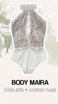 Body Maira Sem Bojo