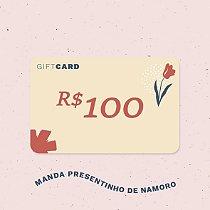 Gift Card R$100