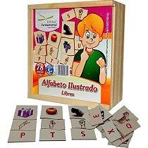 Jogo Educativo Alfabeto Ilustrado Libras