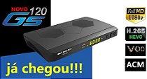 Receptor Globalsat GS 120 HD - IKS SKS IPTV COM ACM