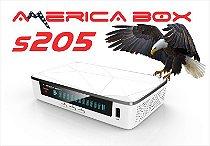 AMERICA  plus BOX S-205 WIFI IPTV