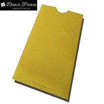 Envelope Amarelo - Luva 8x15cm - 25 unidades