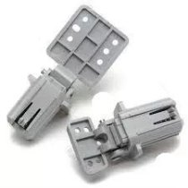 Kit dobradiça alim papel (ADF) hp 2820 2840 3390 3392 M2727 CM1312 CM2320