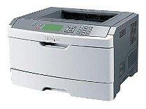 Impressora Lexmark E460dn (seminova com suprimentos)
