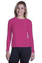 Camiseta Proteção UV Pink