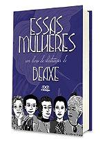 Essas Mulheres, um livro de ilustrações - BeAxe