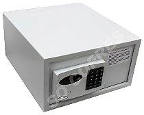 Cofre Eletrônico Slim Smart - A 21 X L 38 X P 42 - com Luz Interna, Auditoria e Retardo de Abertura