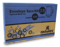 ENVELOPE SACO KFT28 200X280MM C/100