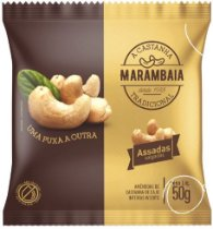 Nuts Castanha de Caju com sal (50g)