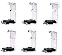Clips Cristal Transparente para Cartuchos Jato de Tinta Compatível hp canon lexmark