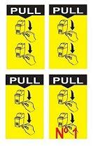 Etiqueta Remover Para Cartuchos Jato de Tinta Compatível Para HP Canon e  Lexmark