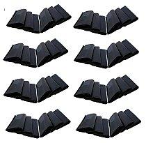 Embalagem Plástica Para Toner Compatível 24 x 49 Preto Brilhante