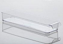 940 - Organizador Gaveta Diamond 37,5 x 10,5 x 5,5 cm Cristal